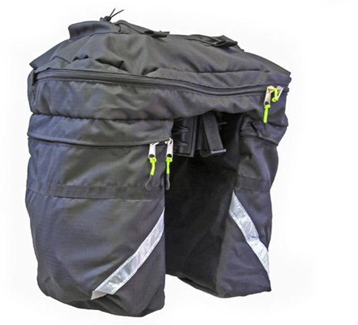 Велосумка на багажник Alpine, малая, 30 л
