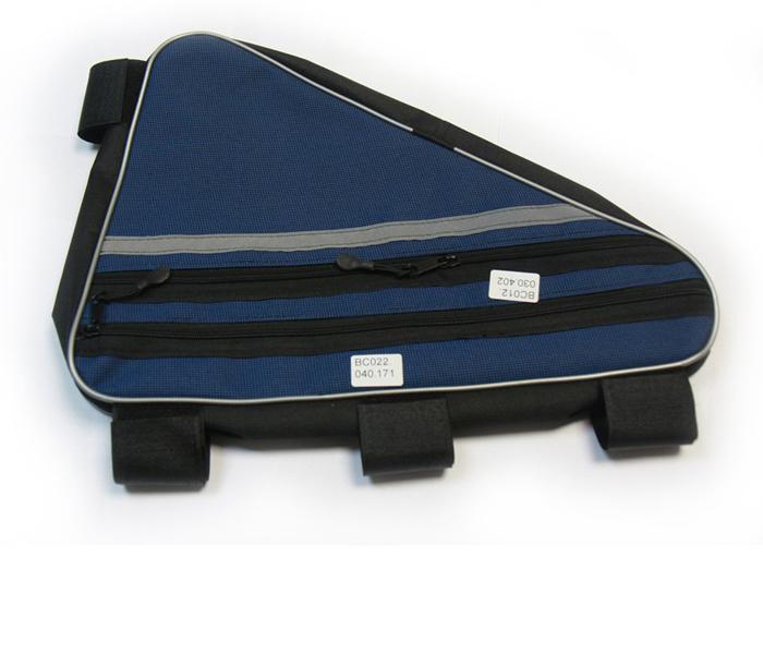 Велосумка подрамная Alpine, большая, цвет: синийвс015.040.171Назначение: Перевозка и хранение мелких вещей и инструментовМатериалы: Водонепроницаемая ткань Oxford 600D PVCРазмеры: 40х27х7 см