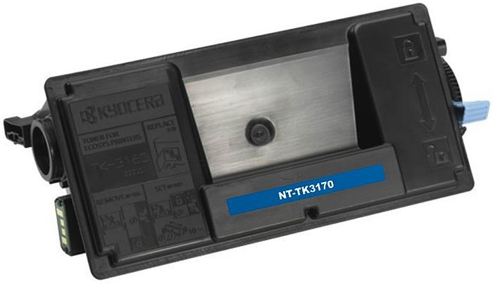 G&G NT-TK3170, Black тонер-картридж для Kyocera P3050DN/3055DN/3060DN