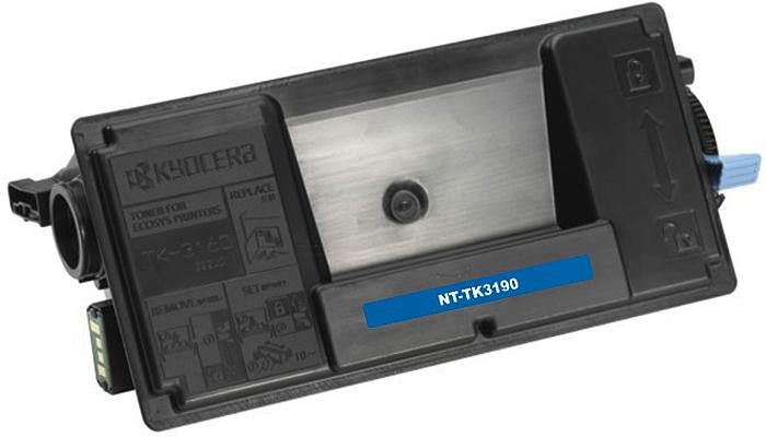 G&G NT-TK3190, Black тонер-картридж для Kyocera P3055DN/3060DNNT-TK3190 G&GТонер-картридж G&G NT-TK3190 черный, для Kyocera P3055DN/3060DN (25500 страниц).