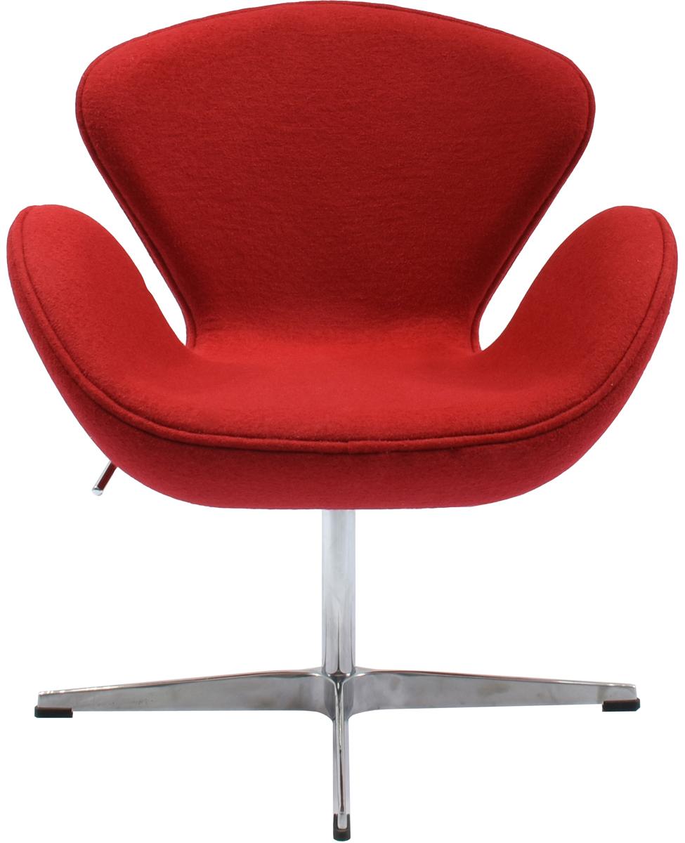 """Кресло Swan Chair - культовая модель кресла, название которой переводится как """"лебедь"""". Действительно, это кресло с обтекаемыми формами и изящным дизайном напоминает грациозную птицу, расправившую крылья. Созданное еще в 1958 году, кресло Swan Chair и сегодня остается одной из наиболее желанных моделей среди ценителей дизайна как направления в современном искусстве. Кресло Swan украсит вашу гостиную, кабинет, зону отдыха, спальню или офис."""