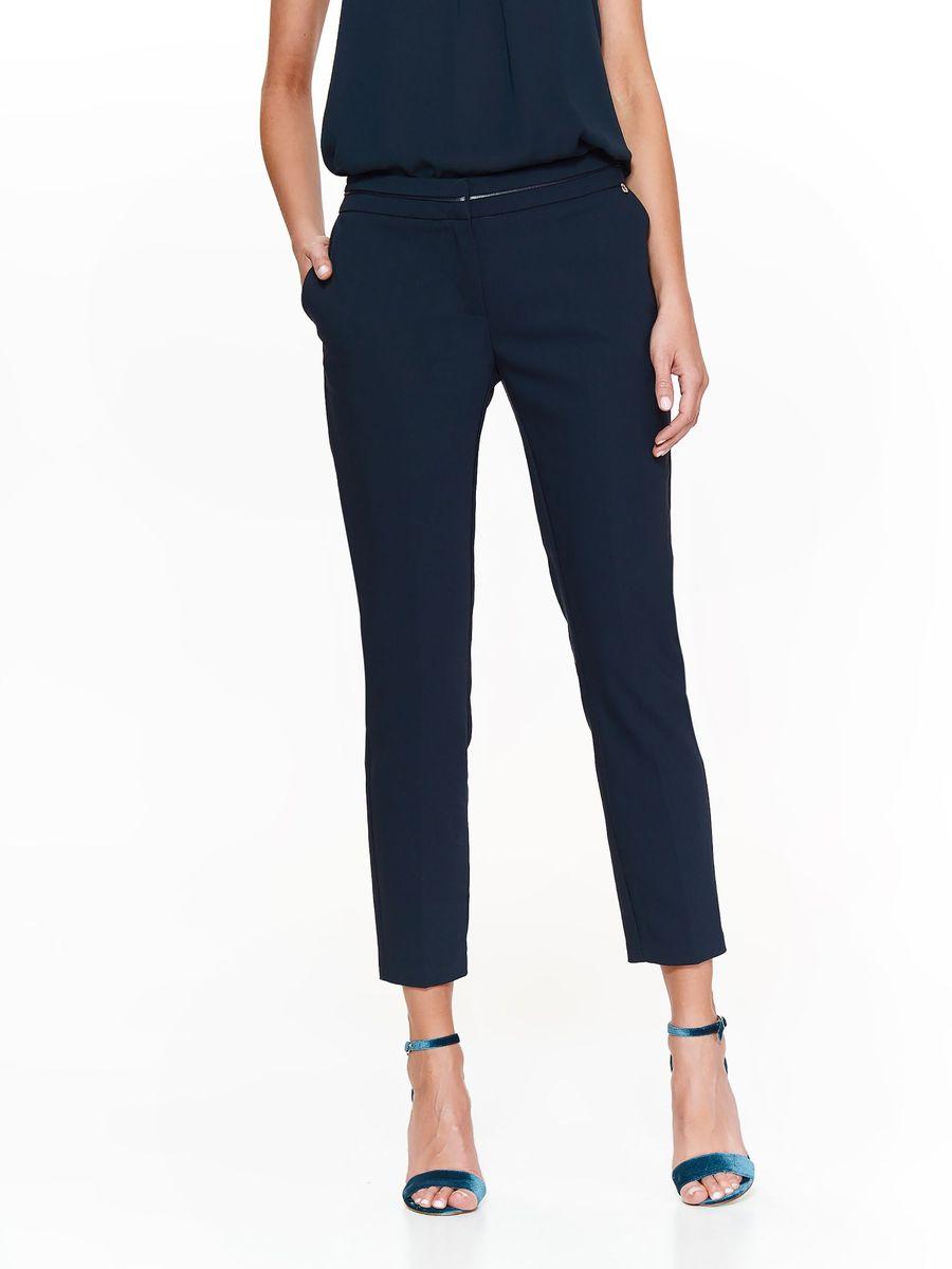 Брюки женские Top Secret, цвет: темно-синий. SSP2827GR. Размер 42 (50) брюки женские top secret цвет красный ssp2820ce размер 42 50
