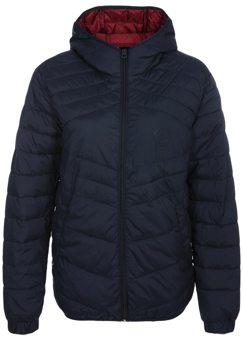 Куртка мужская Jack & Jones, цвет: синий. 12130623. Размер L (50)