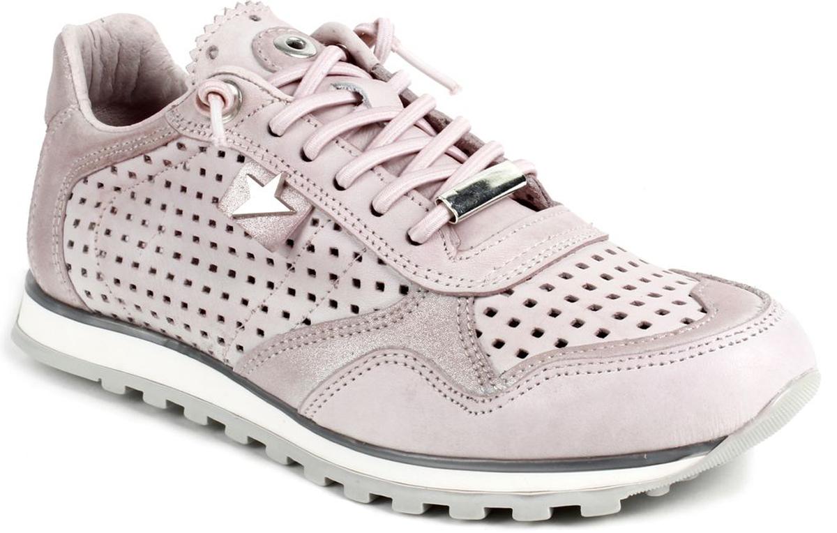 Кроссовки женские El Tempo, цвет: розовый. EG69_C-848_TIN-ROSA. Размер 38