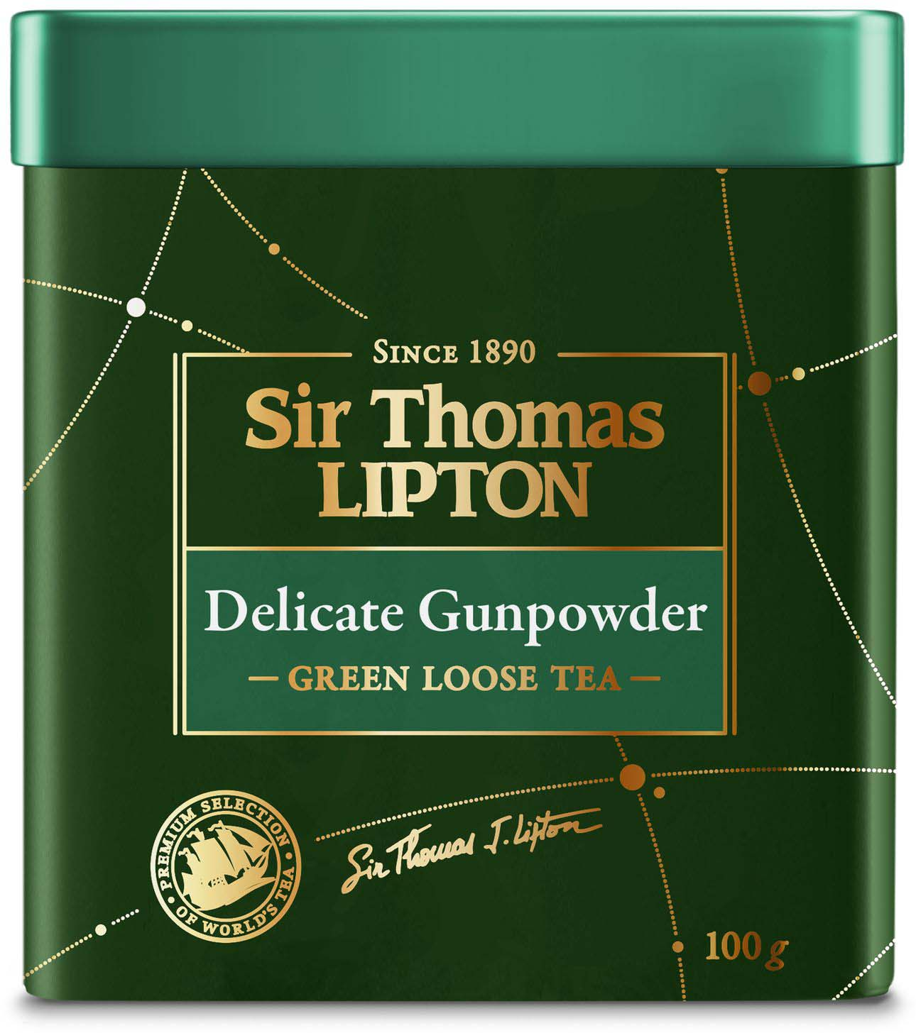 Sir Thomas Lipton Delicate Gunpowder чай зеленый листовой, 100 г gardiner samuel rawson what gunpowder plot was