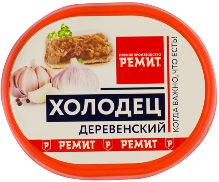Ремит Холодец Деревенский, 400 г