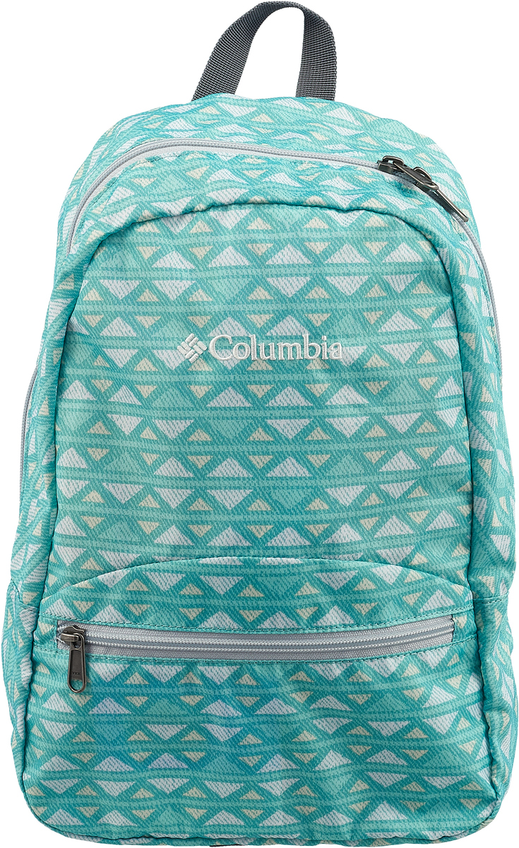 Рюкзак Columbia Venya Tour 15L Daypack Backpack, цвет: голубой, 15 л. 1728662-3421728662-342