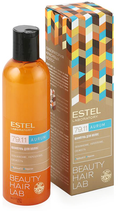 Шампунь для волос Estel Beauty Hair Lab Aurum 250 млBHL-A1Для защиты и увлажнения волос во время и после пребывания на солнце. Hydrocell Q активно увлажняет, способствует сохранению естественной влаги волос.