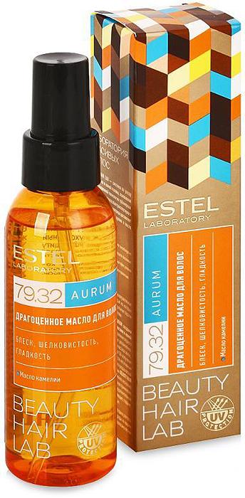 Драгоценное масло для волос Estel Beauty Hair Lab Aurum 100 млBHL-A5Ультралегкое масло разглаживает полотно волос, придает им сияющий блеск и ухоженный вид. Обеспечивает необходимую УФ-защиту волосам. Масло камелии восстанавливает природную эластичность и шелковистость волос, облегчает укладку.