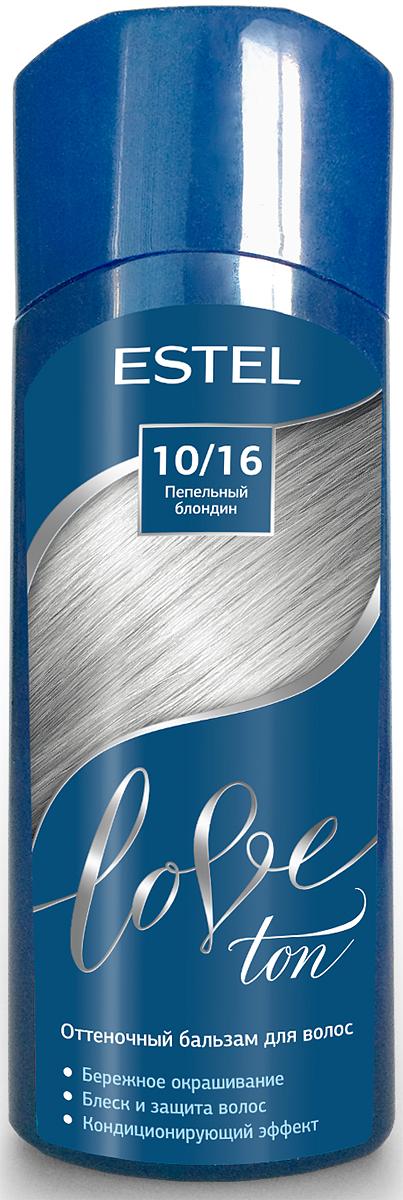 Оттеночный бальзам для волос Estel Love Ton 10/16 Пепельный блондин LT10/16