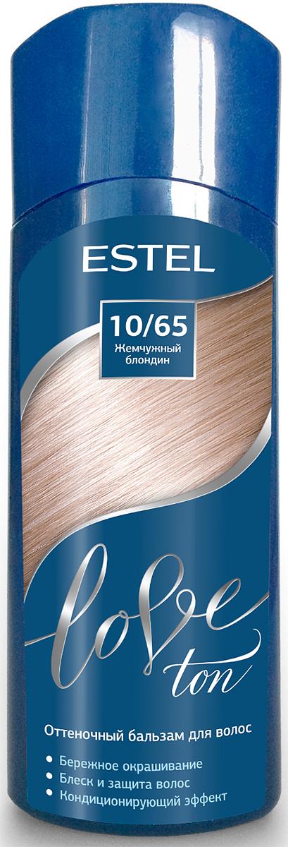 Оттеночный бальзам для волос Estel Love Ton 10/65 Жемчужный блондин LT10/65