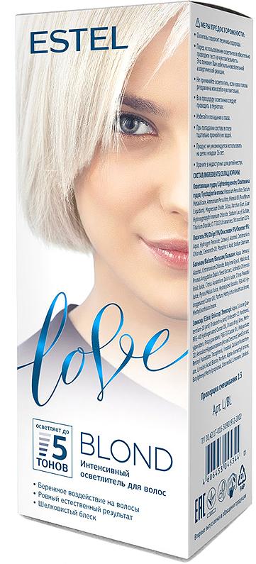 Интенсивный осветлитель для волос Estel Love BLOND L/BL