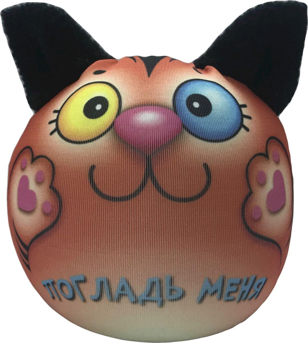 Штучки, к которым тянутся ручки Игрушка для ванной Колобашки Кошка