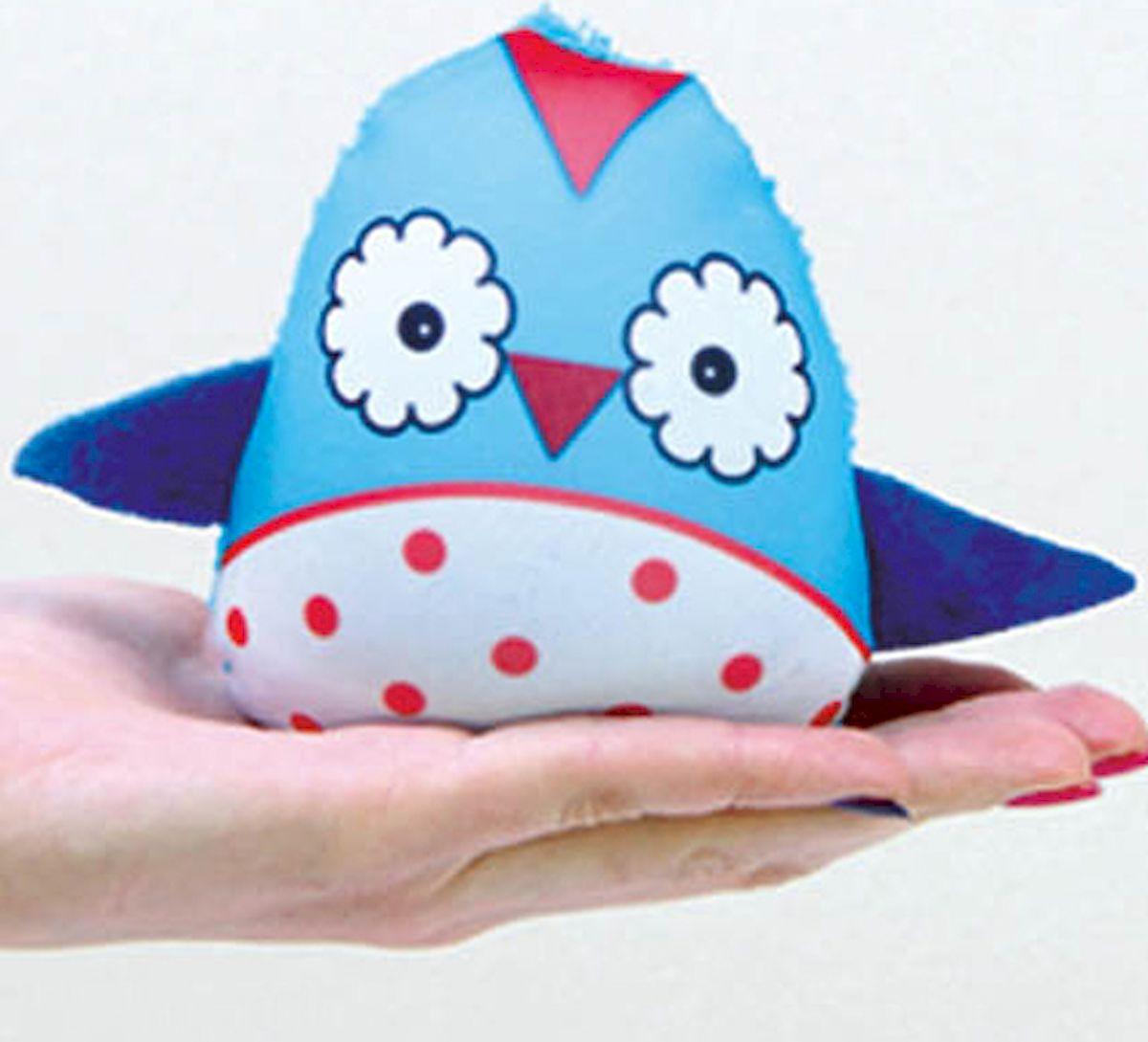Штучки, к которым тянутся ручки Игрушка для ванной Филин цвет синий