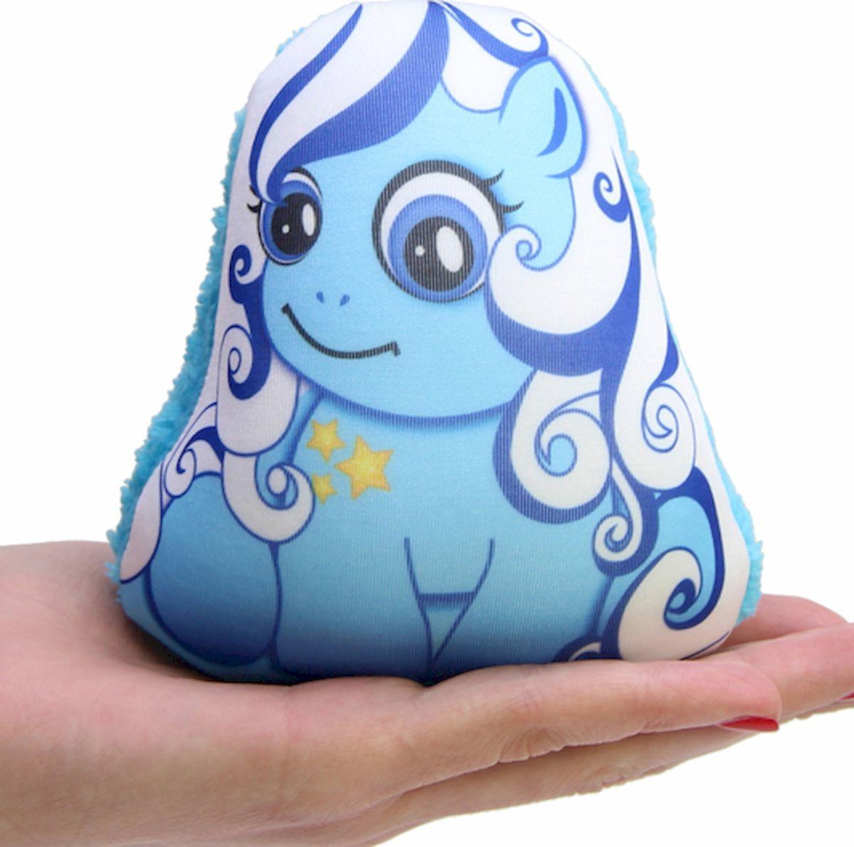 Zakazat.ru: Штучки, к которым тянутся ручки Игрушка для ванной Лошадка цвет голубой