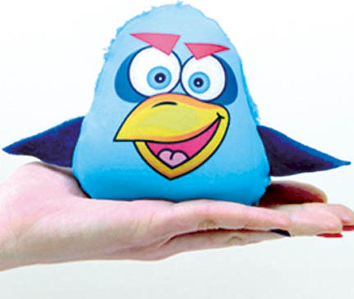Штучки, к которым тянутся ручки Игрушка для ванной Птица цвет синий