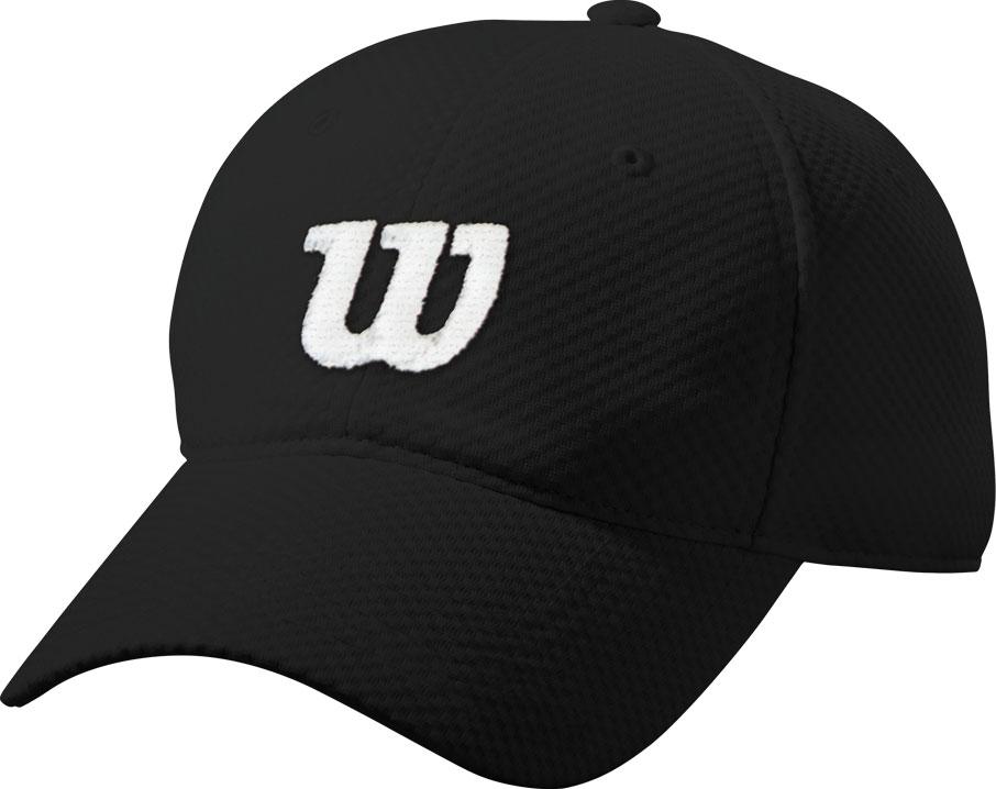 Бейсболка Wilson Summer Cap Ii, цвет: черный. WRA770803. Размер универсальный