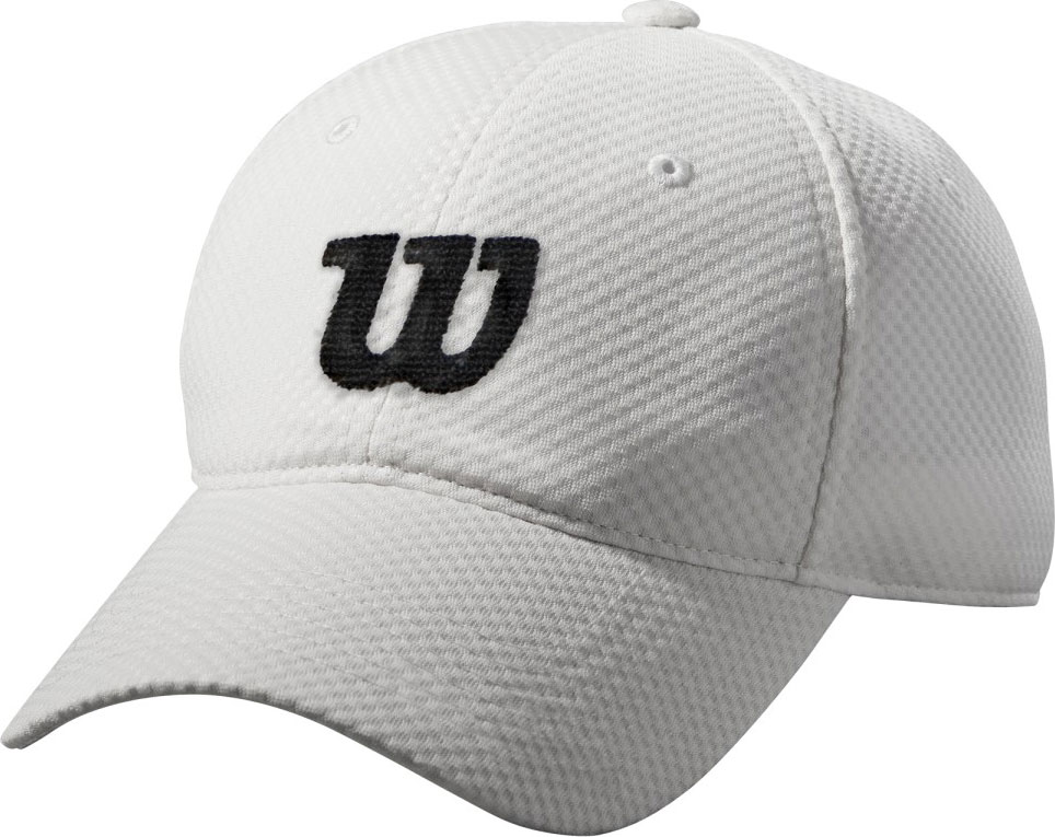 Бейсболка Wilson Summer Cap Ii, цвет: белый. WRA770801. Размер универсальный