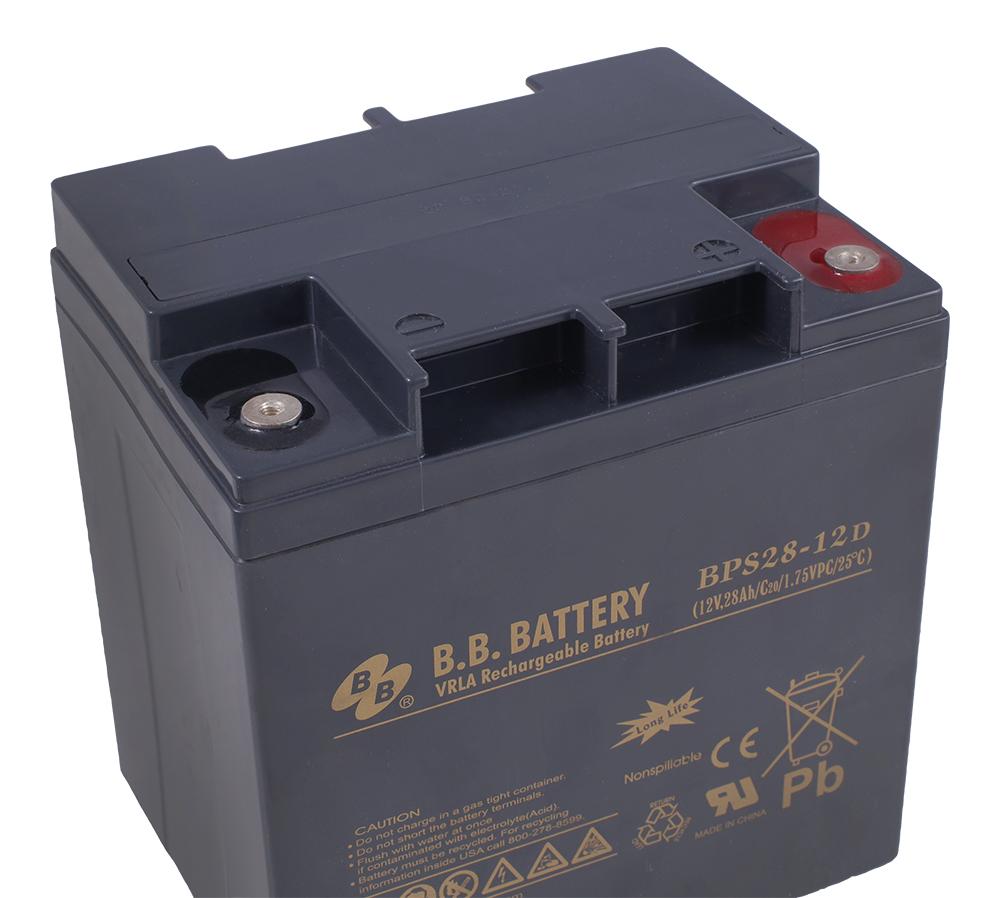B.B.Battery BPS 28-12D аккумуляторная батарея для ИБП - Источники бесперебойного питания (UPS)