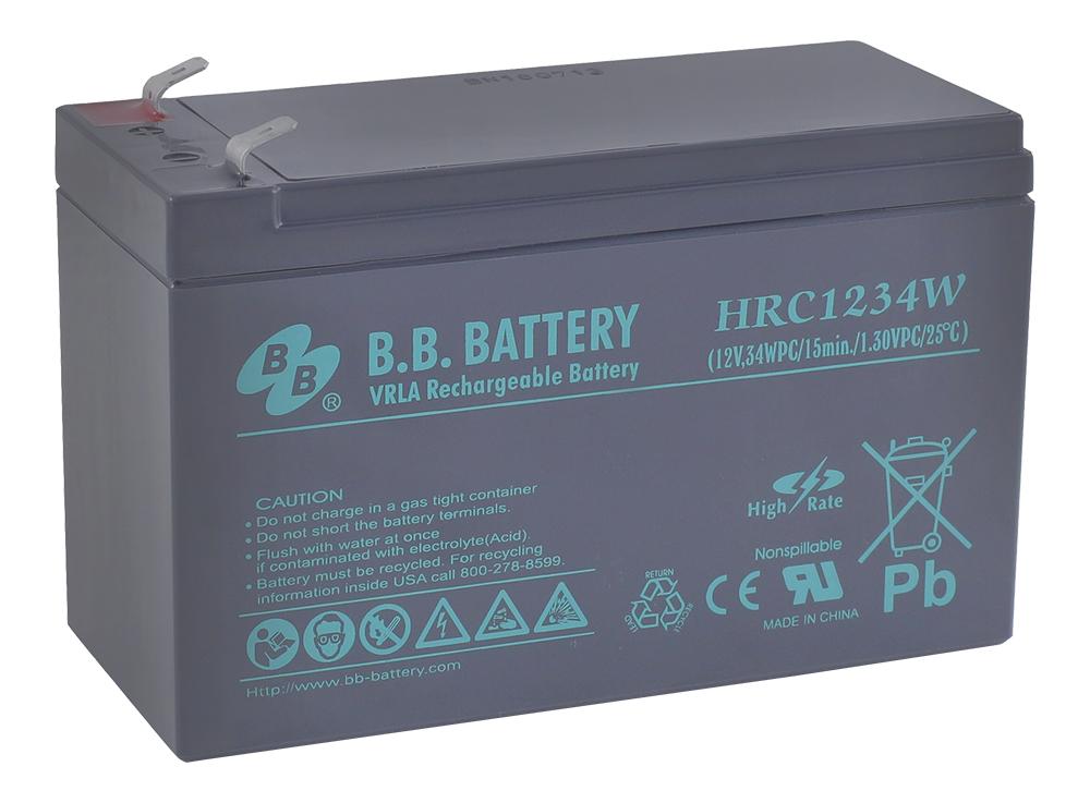B.B.Battery HRС 1234W аккумуляторная батарея для ИБП - Источники бесперебойного питания (UPS)