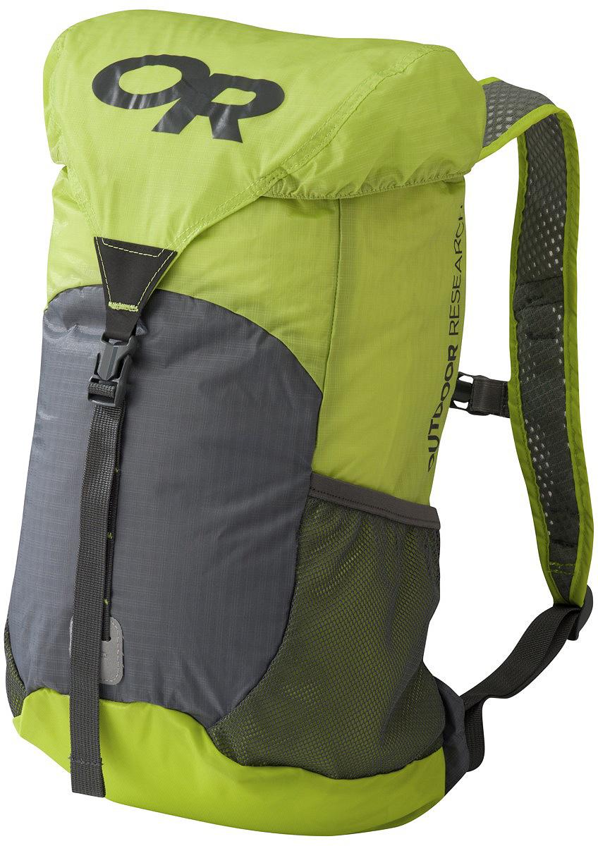 Влагозащитный рюкзак Outdoor Research Isolation Pack HD Lemongrass/Pewter