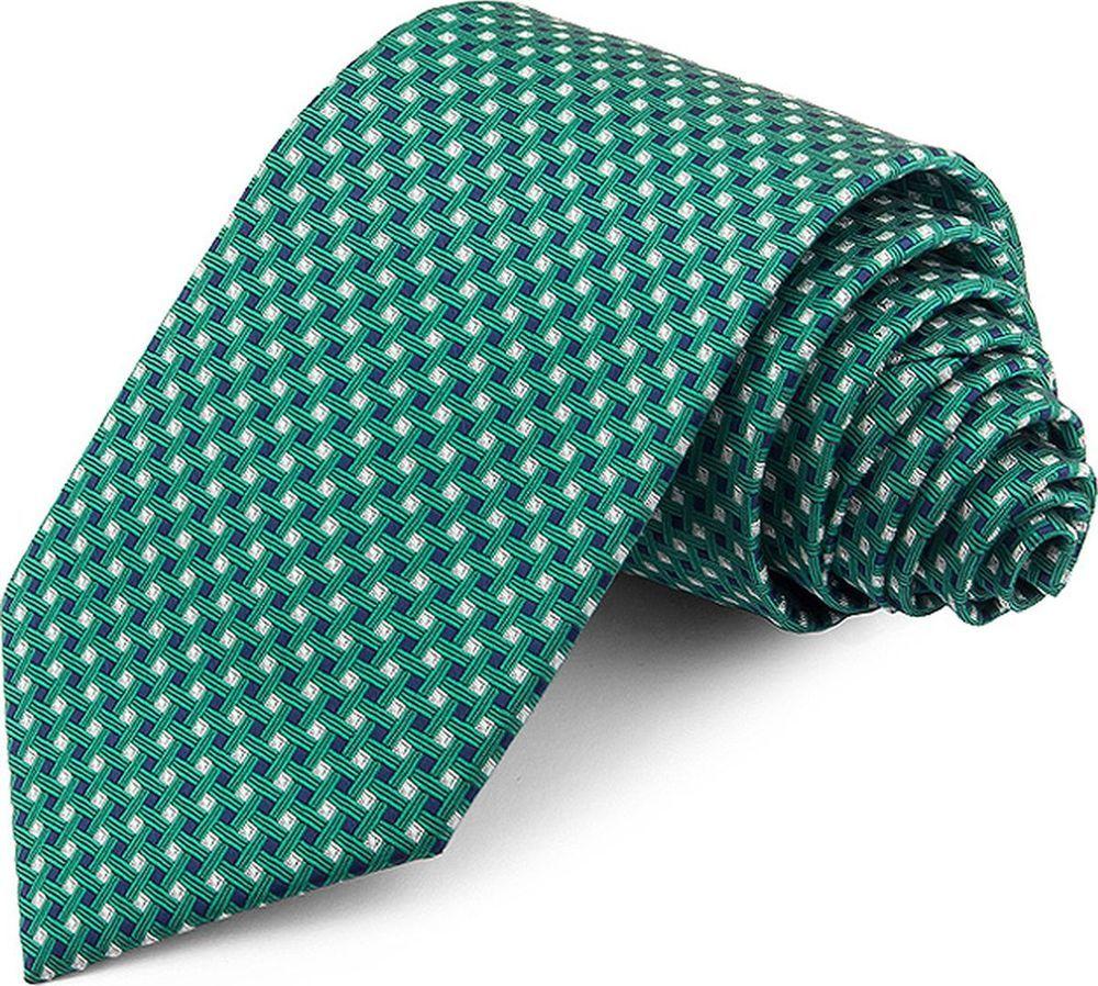 Купить Галстук мужской Carpenter, цвет: зеленый. 710.1.176. Размер универсальный