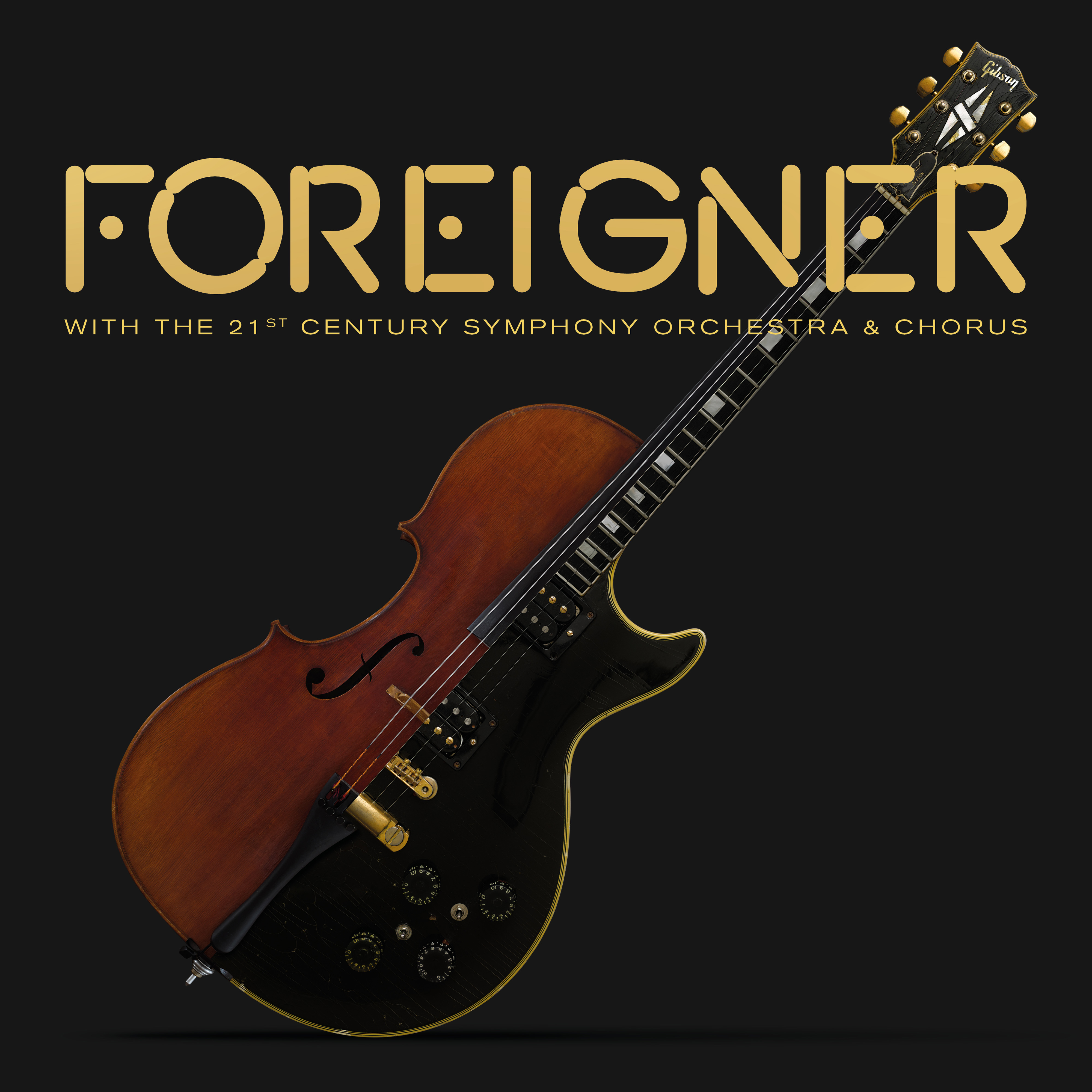 Foreigner. With the 21st Century Symphony Orchestra & Chorus (CD + DVD)