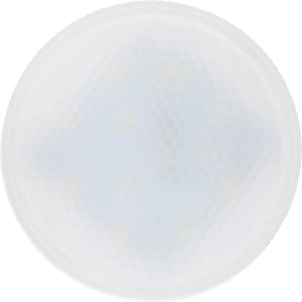 Светодиодная лампа Camelion 5W GX53 LED5-GX53/845 применяется для освещения жилых помещений, торговых залов и витрин. Более того, она не содержит ртути и не излучает инфракрасные и ультрафиолетовые лучи. Такие лампы очень компактные и удобные, это по-настоящему выгодное вложение в будущее.  Напряжение: 170-265В/50Гц.
