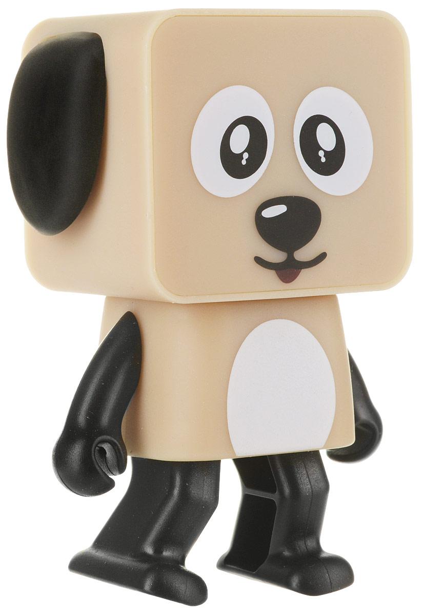 WLTech Dancing Dog, Grey портативная колонка