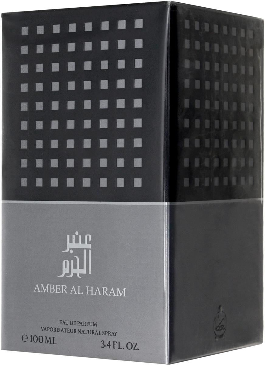Al Attaar Amber Al Haram Парфюмерная вода, 100 мл ajyad majlis al shaikh парфюмерная вода 100 мл