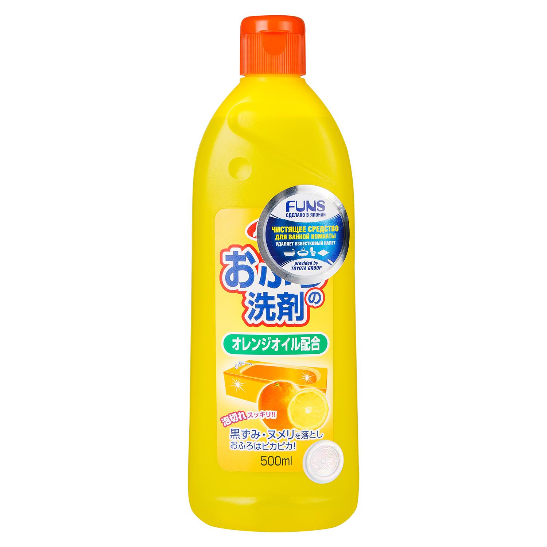 Чистящее средство для ванн, раковин и унитазов Daiichi, с ионами серебра, 500 мл daiichi eizai