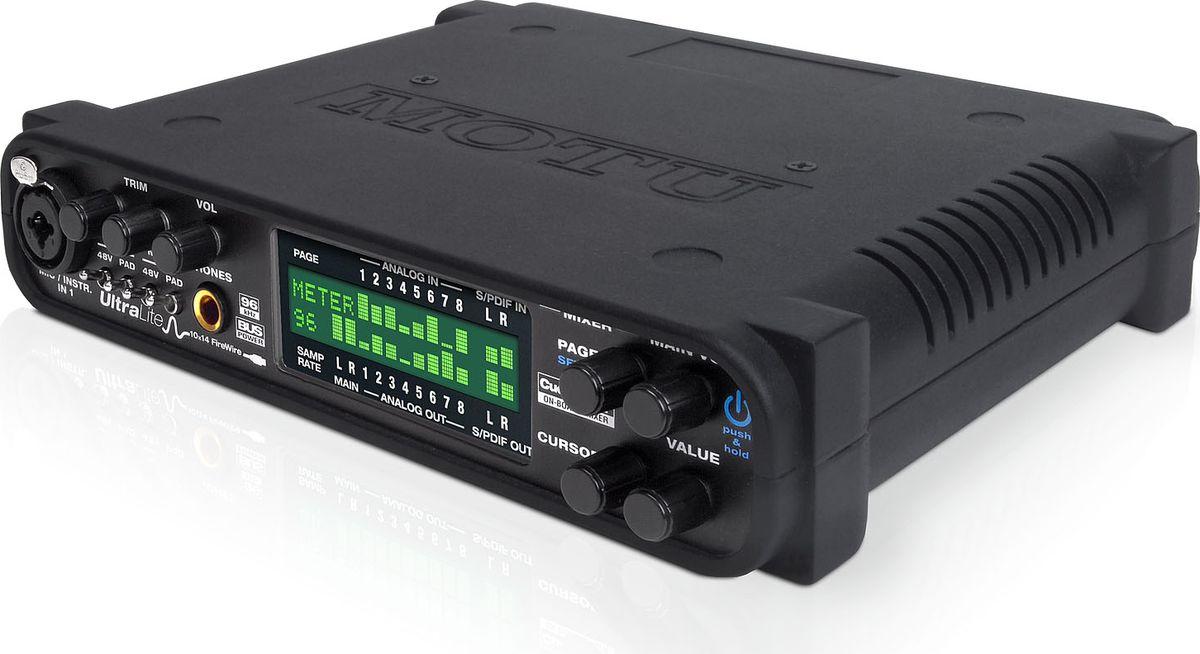 MOTU UltraLite mkIII Hybrid звуковая карта