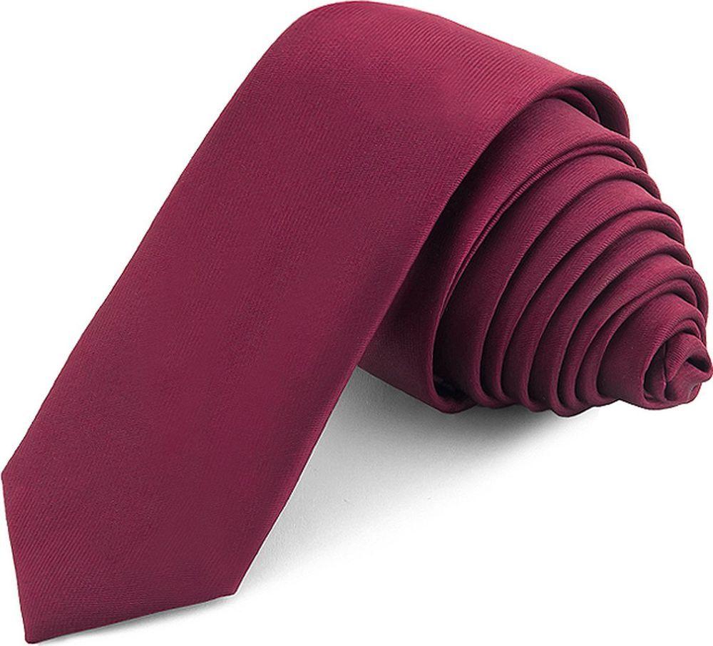 Галстук мужской Casino, цвет: бордовый. 6.604. Размер универсальный галстук casino casino poly 5 т бирюза одн 6 20 бирюзовый