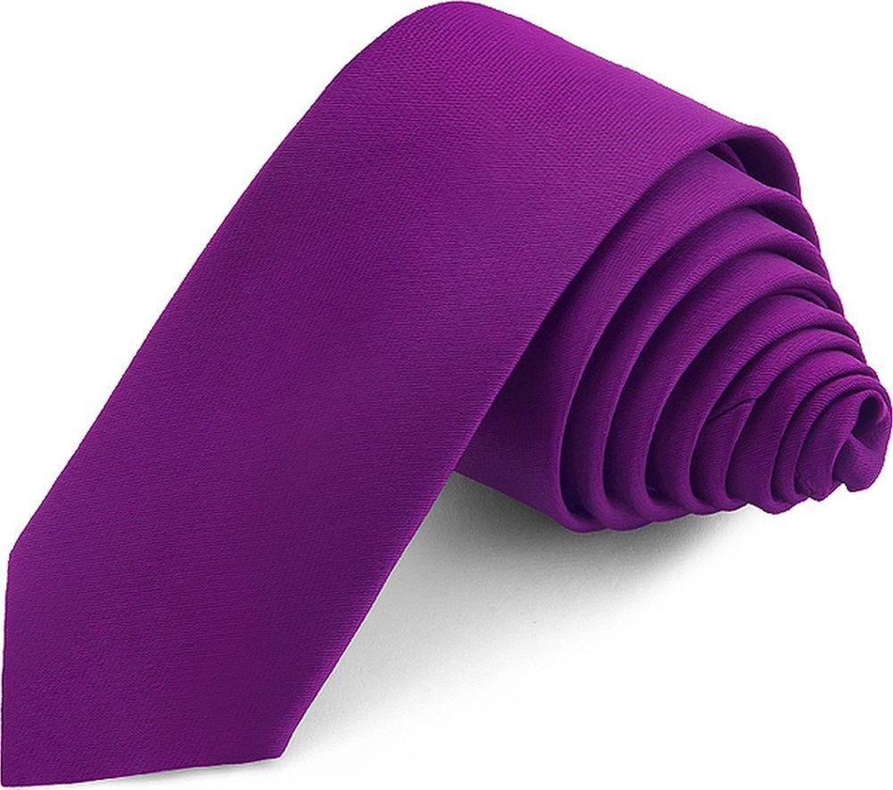 Галстук мужской Casino, цвет: лиловый. 6.612. Размер универсальный галстук casino casino mp002xm05qdo