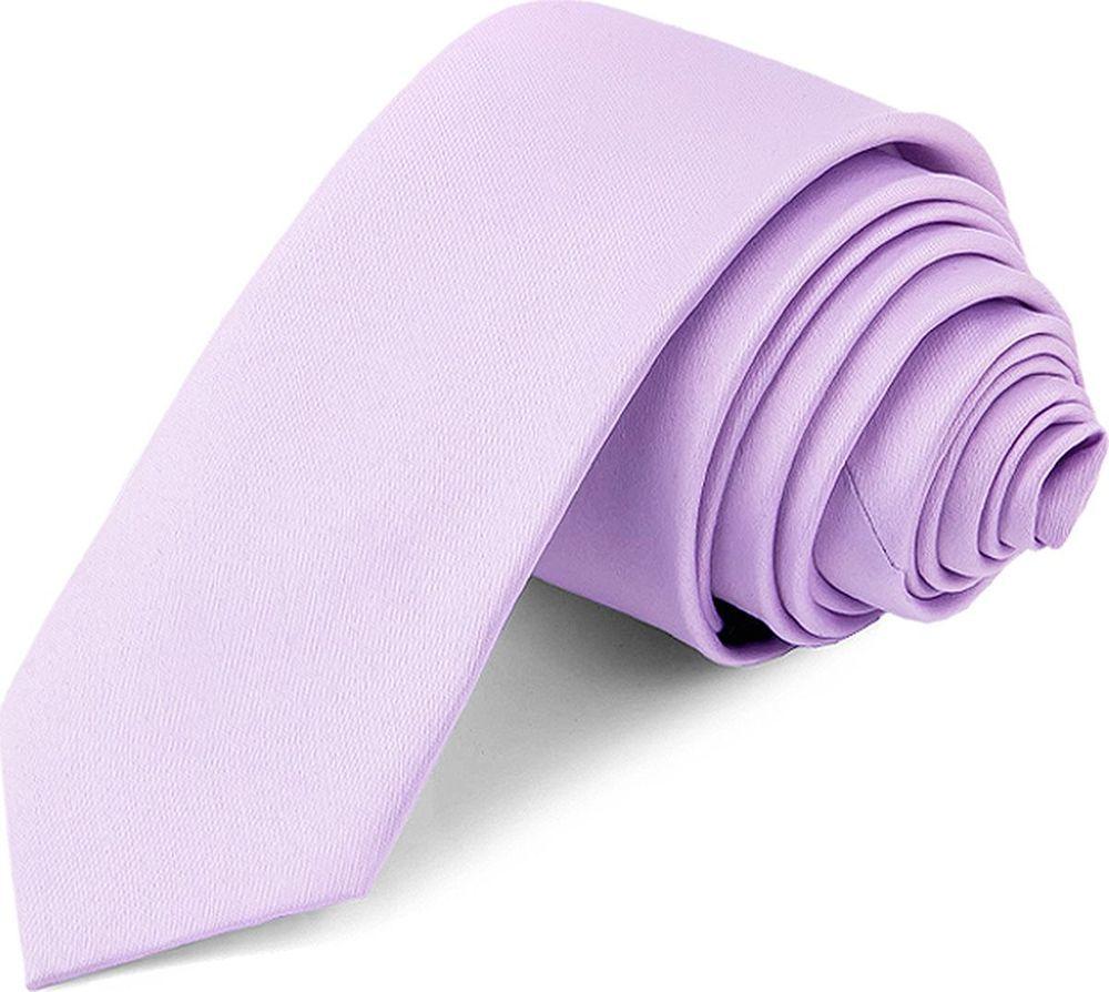 Галстук мужской Casino, цвет: светло-сиреневый. 6.74. Размер универсальный галстук casino casino poly 5 т бирюза одн 6 20 бирюзовый