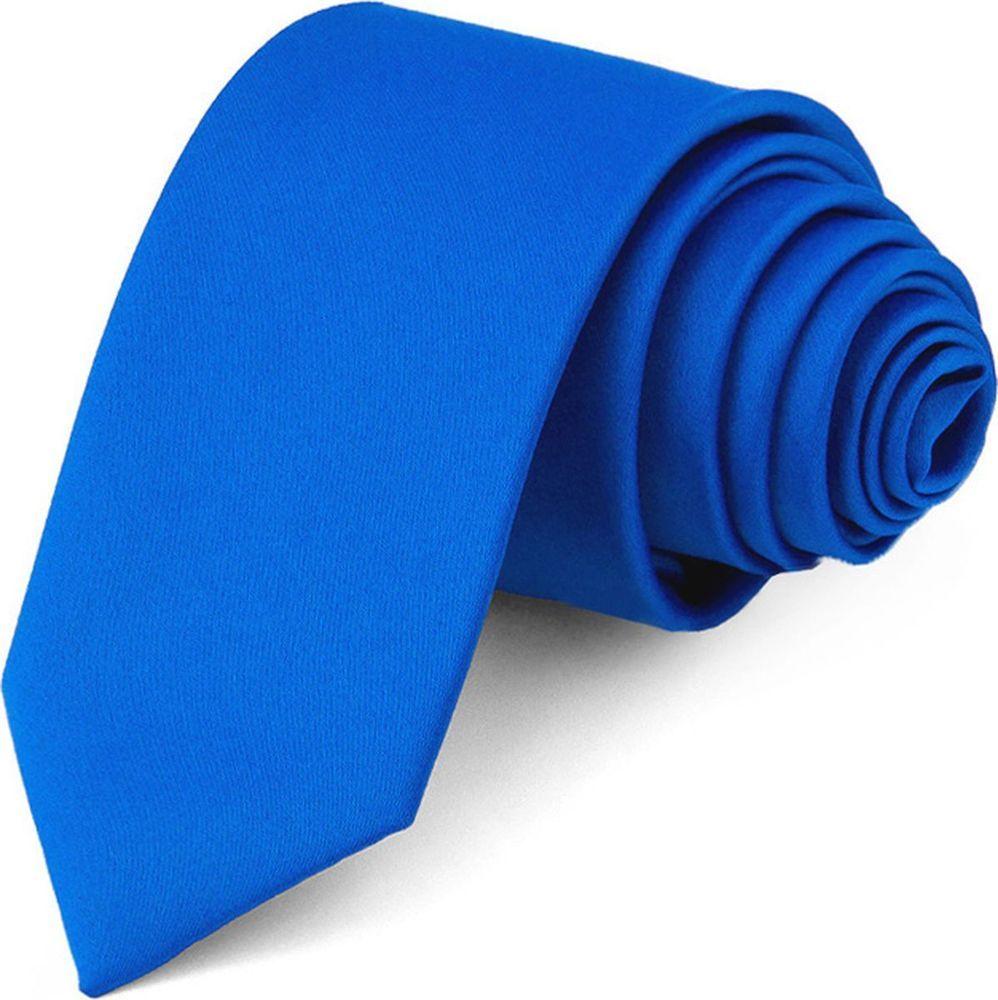 Галстук мужской Casino, цвет: синий. 6.60. Размер универсальный