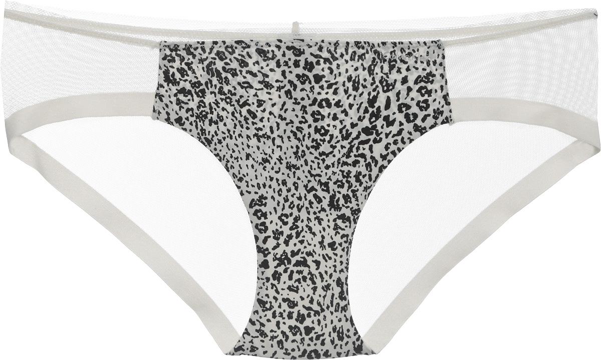 Трусы женские Calvin Klein Underwear, цвет: леопардовый. QF1708E_LCX. Размер L (46)QF1708E_LCXЖенские трусики-слипы Calvin Klein выполнены из полиамида с добавлением эластана. Удобная посадка, плоские швы и резинка на талии обеспечат наибольший комфорт. Сетчатые вставки на бедрах и сзади. Модель создана для тех, кто предпочитает комфорт, практичность и современный дизайн.