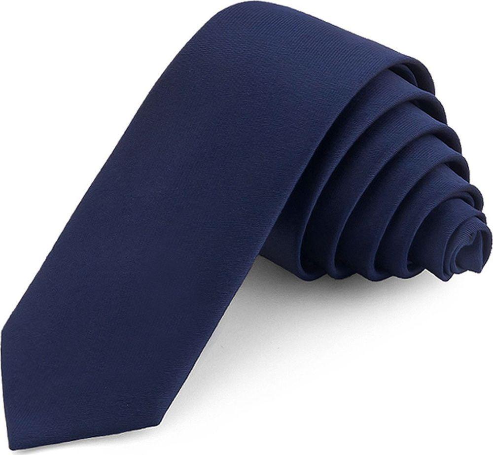 Галстук мужской Casino, цвет: синий. 6.611. Размер универсальный