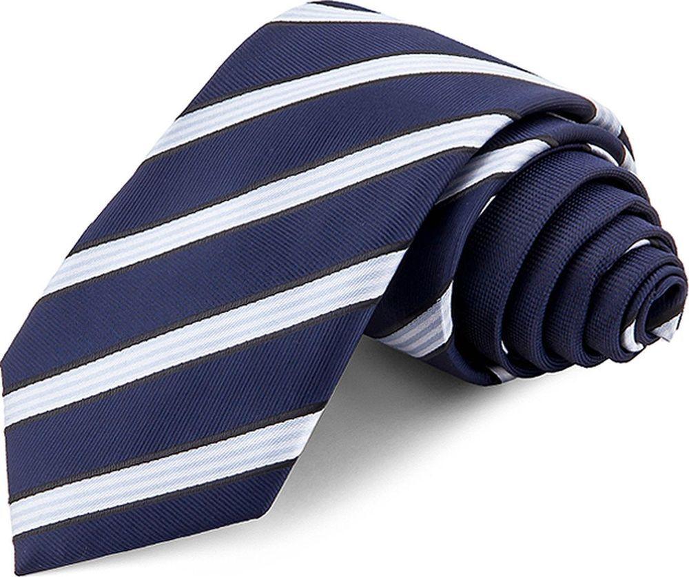 Галстук мужской Casino, цвет: синий. 707.6.03. Размер универсальный галстук мужской casino цвет синий 709 6 90 размер универсальный