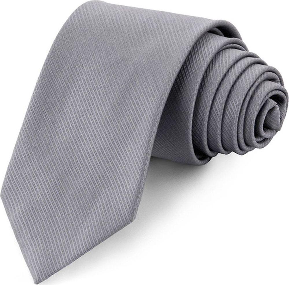 Галстук мужской Casino, цвет: темно-серый. 8.03. Размер универсальный галстук casino casino mp002xm05qdi