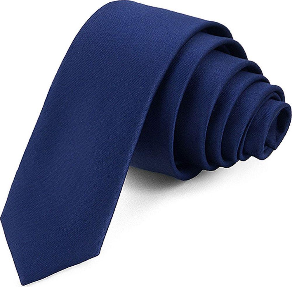 Галстук мужской Casino, цвет: темно-синий. 6.29. Размер универсальный