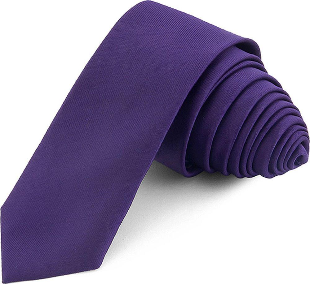 Галстук мужской Casino, цвет: фиолетовый. 6.613. Размер универсальный галстук casino casino poly 5 т бирюза одн 6 20 бирюзовый