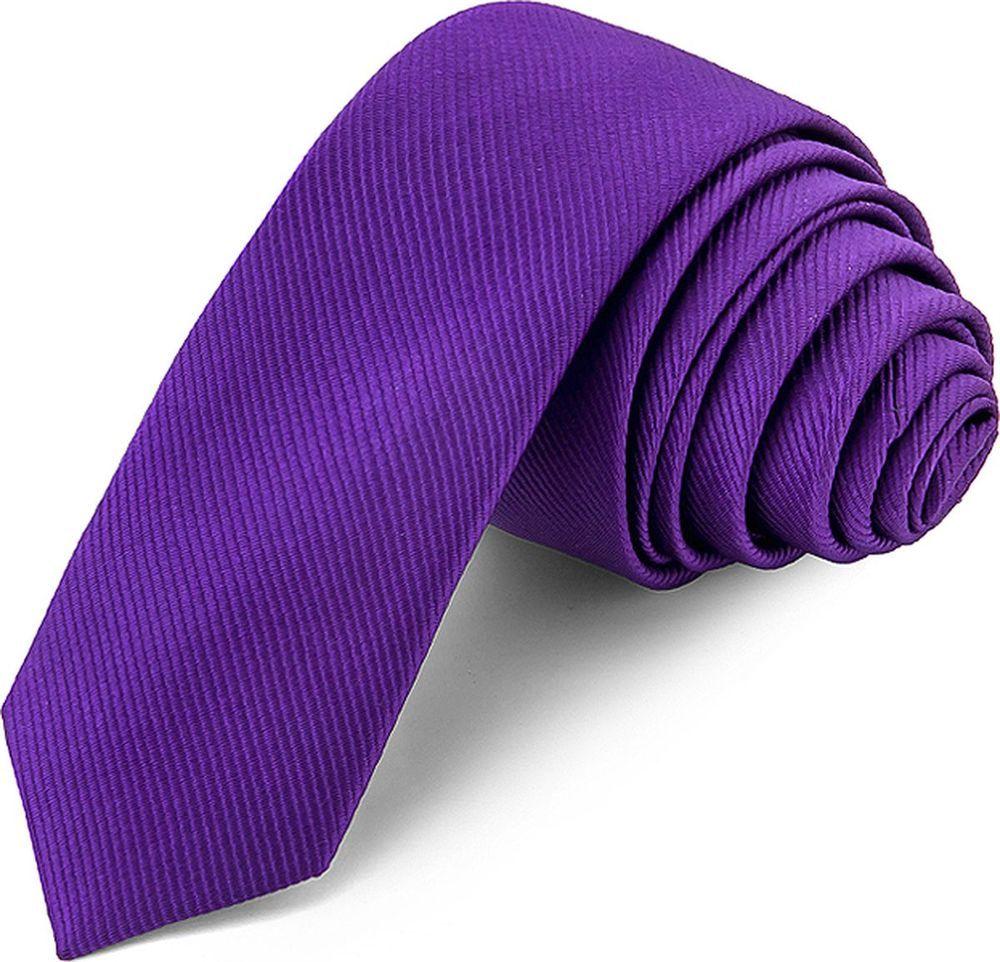 Галстук мужской Casino, цвет: фиолетовый. 6.76. Размер универсальный галстук casino casino poly 5 т бирюза одн 6 20 бирюзовый