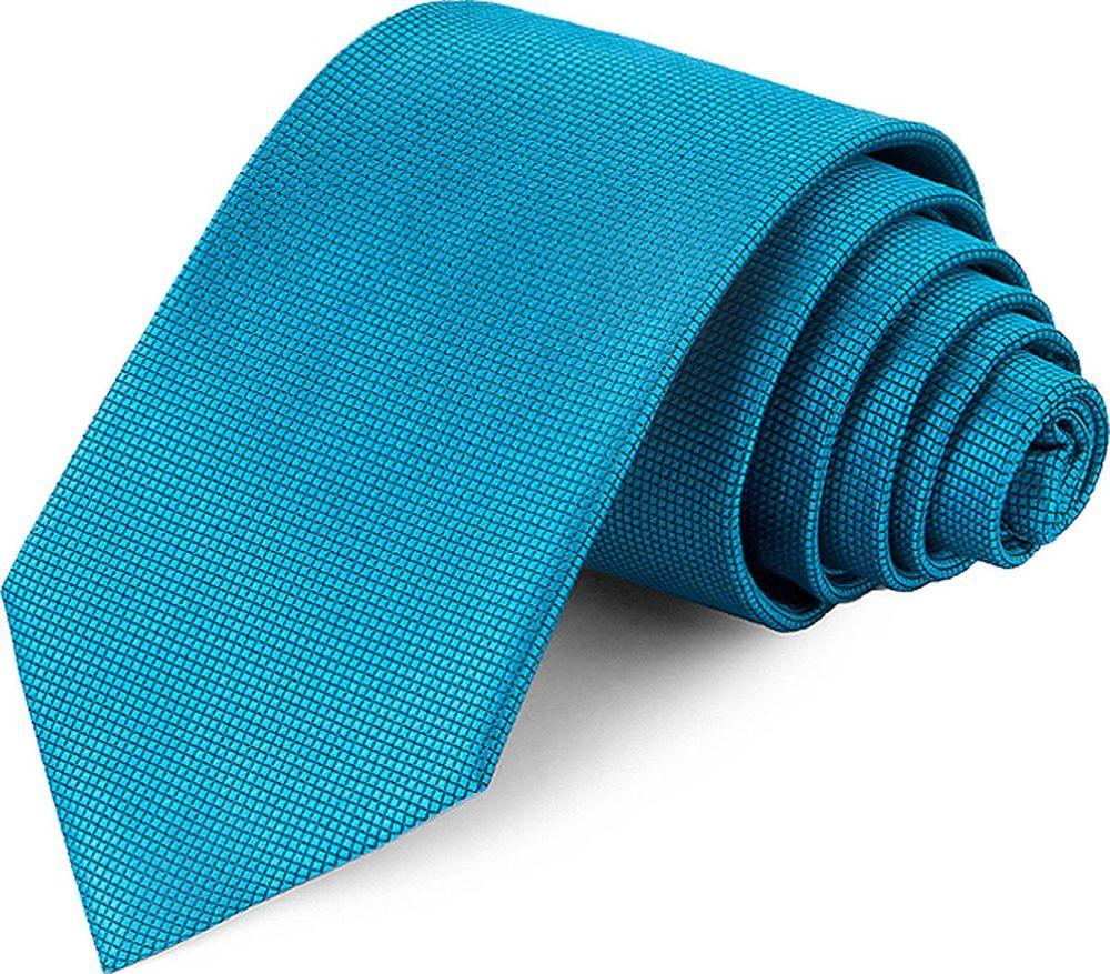 Галстук мужской Greg, цвет: бирюзовый. 2.57. Размер универсальный