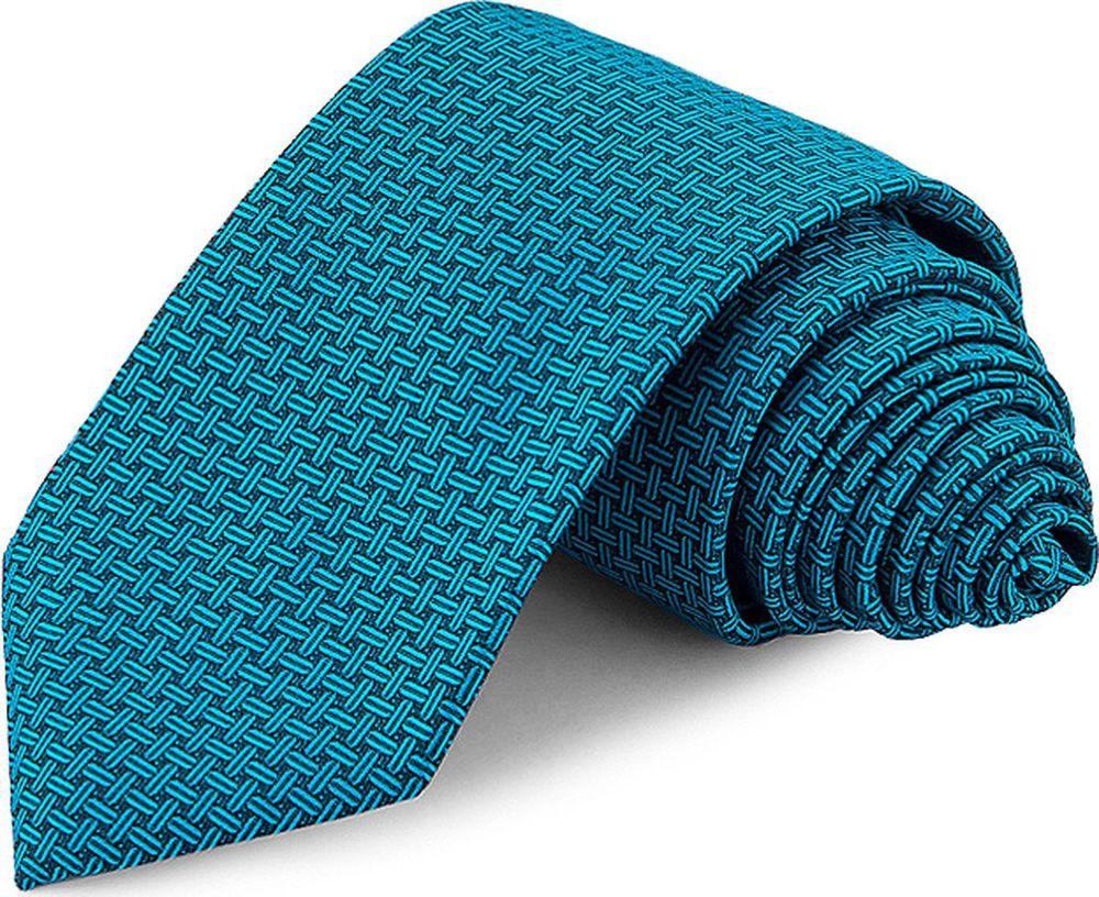 Галстук мужской Greg, цвет: бирюзовый. 708.7.102. Размер универсальный галстук мужской greg цвет бирюзовый 2 57 размер универсальный