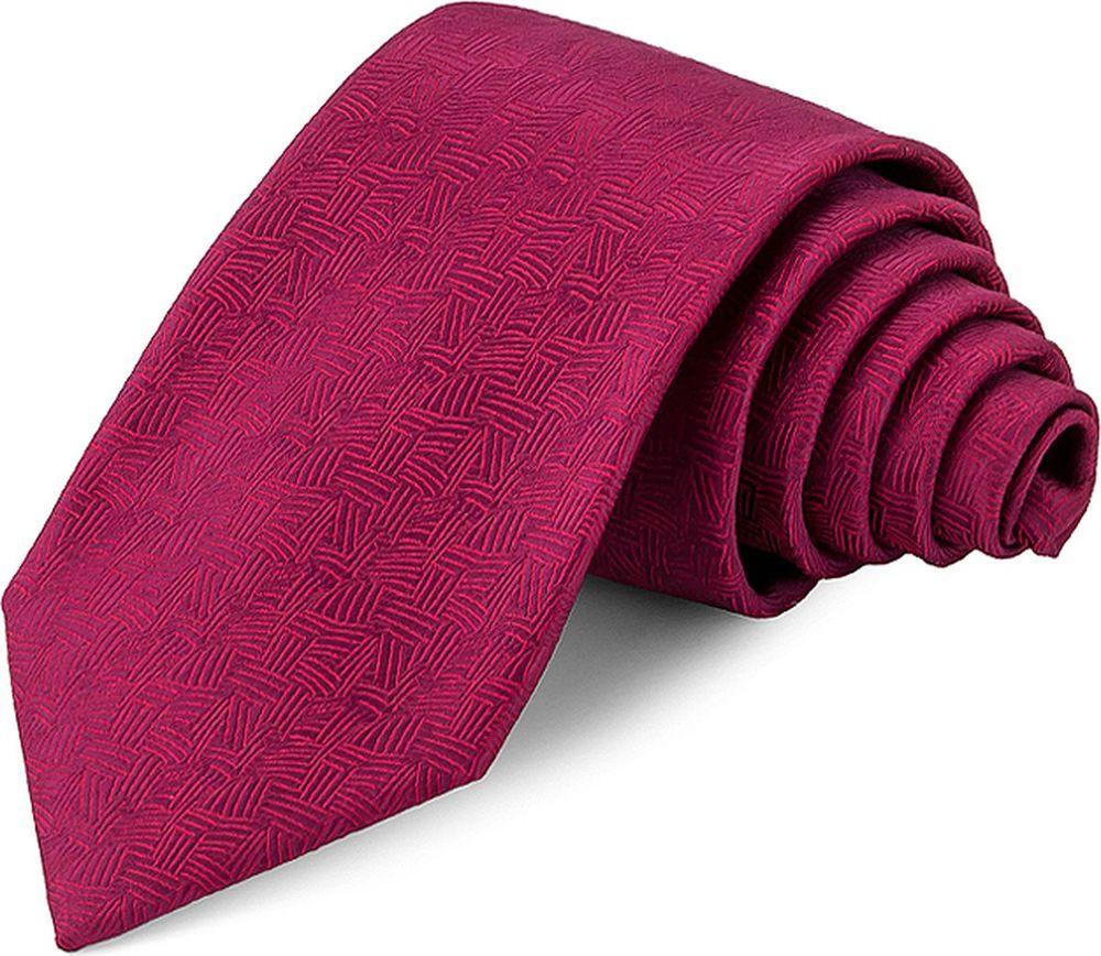 Галстук мужской Greg, цвет: бордовый. 2.76. Размер универсальный брюки greg horman greg horman gr020emxgz64