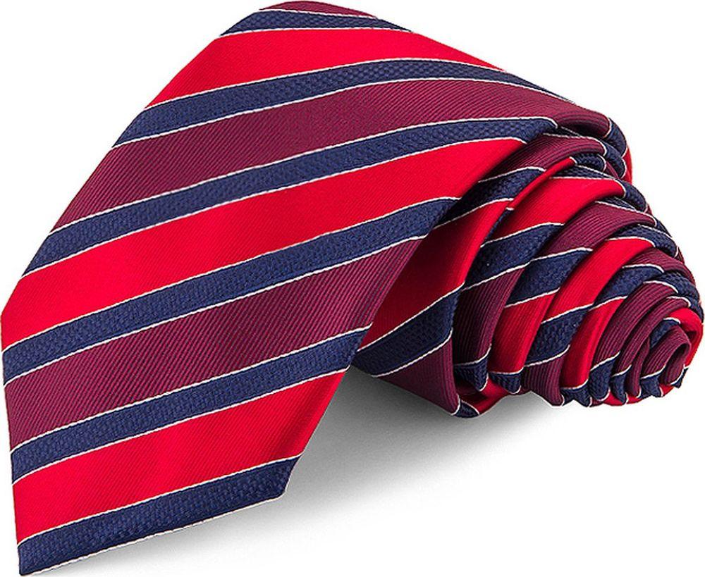 Галстук мужской Greg, цвет: бордовый. 708.7.34. Размер универсальный брюки greg horman greg horman gr020emxgz64
