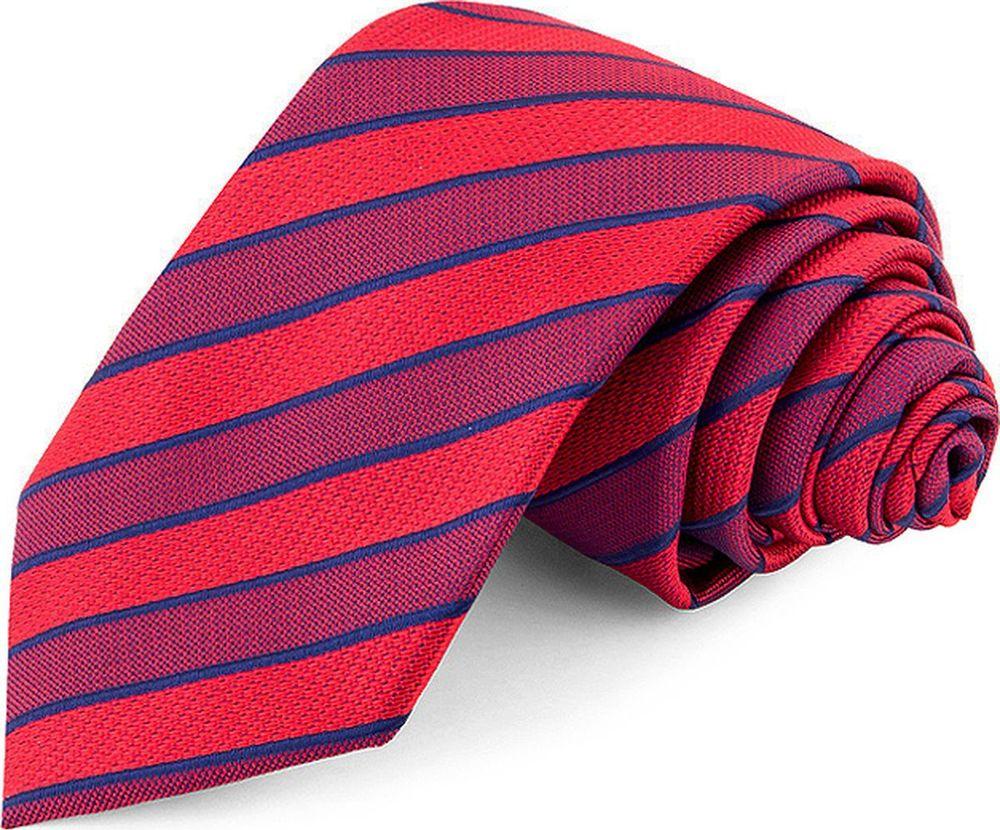 Галстук мужской Greg, цвет: бордовый. 708.7.35. Размер универсальный поло mango man mango man he002emvbw62