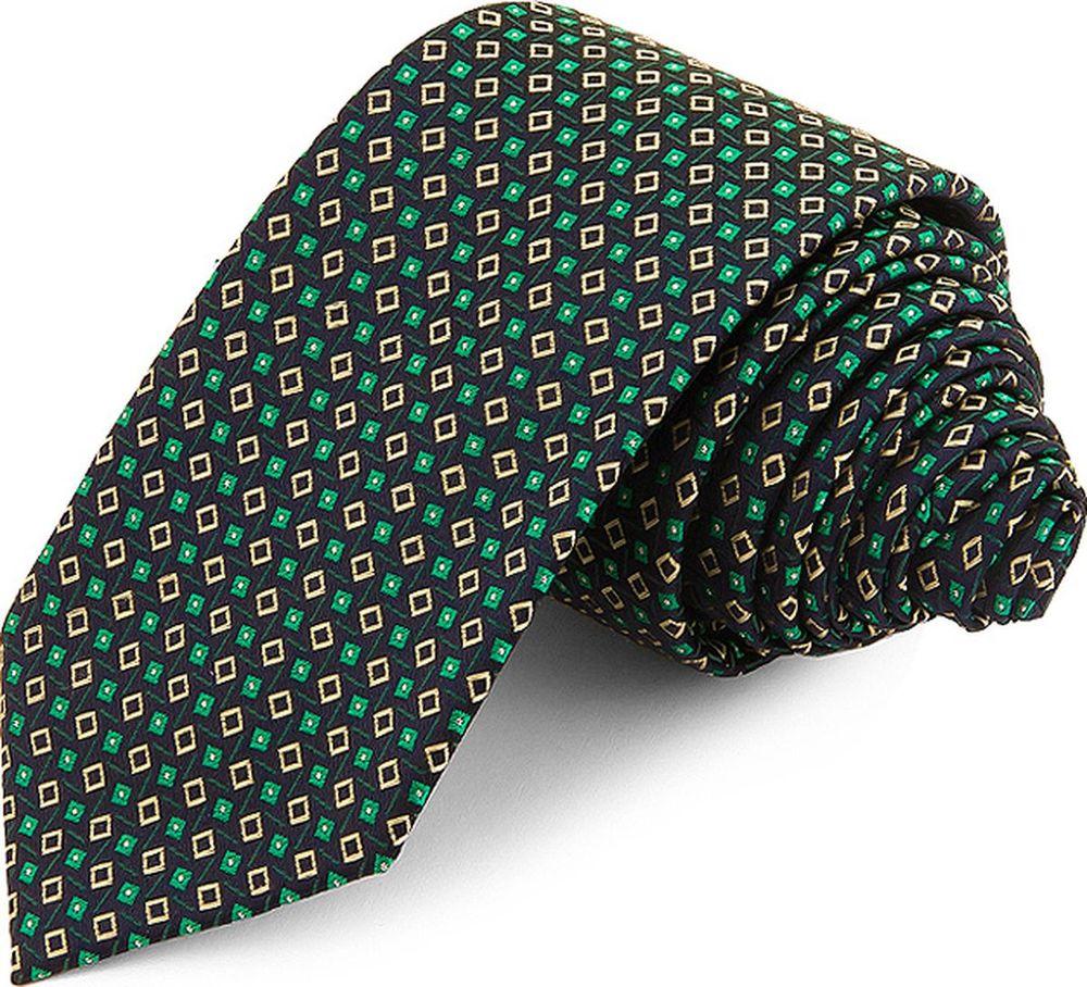 Галстук мужской Greg, цвет: зеленый. 710.6.24. Размер универсальный галстук мужской greg цвет бирюзовый 2 57 размер универсальный