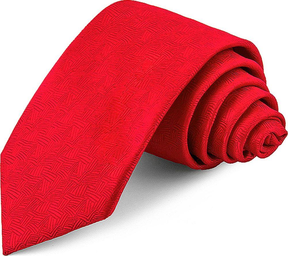 Галстук мужской Greg, цвет: красный. 2.74. Размер универсальный  - купить со скидкой
